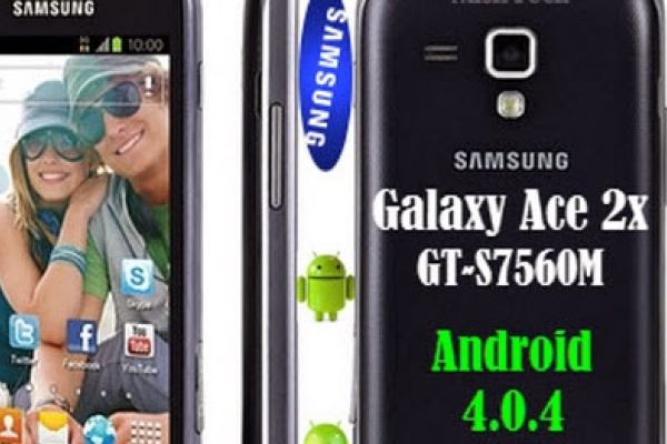 Update Galaxy Ace 2x GT-S7560M To UBAMI1 4 0 4 ICS Official
