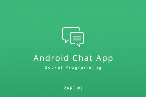 Android Building Group Chat App using Sockets