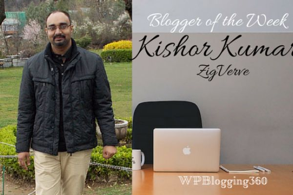 Image result for kishor kumar blogger