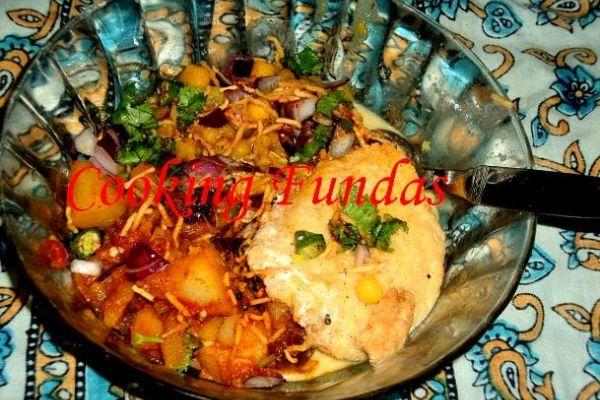 Pachila kadali bararipe banana fritters dahi bara aloo dum and ghuguni chaat thecheapjerseys Choice Image
