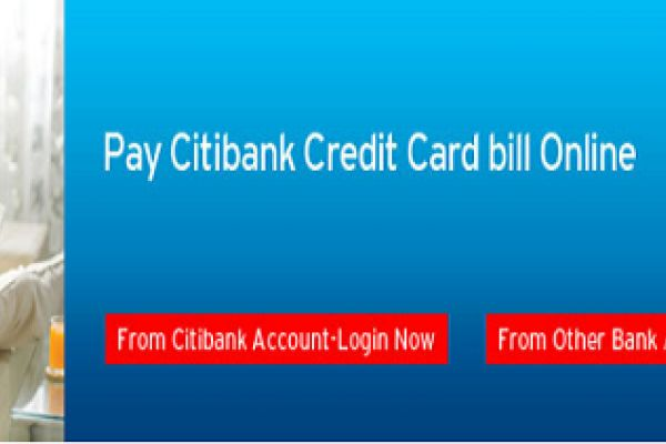 Citibank Credit Card Payment Online >> How To Pay Citibank Credit Card Bill Online