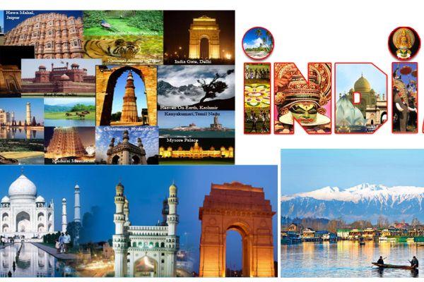 tourist destinations in india