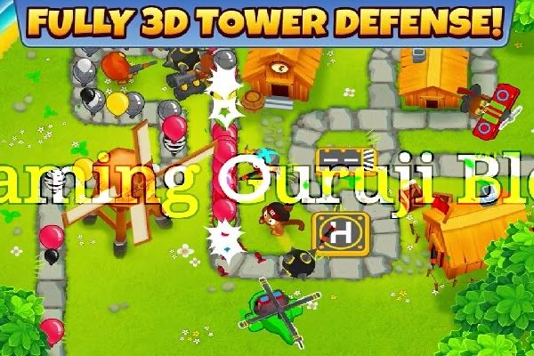 Bloons TD 6 Battle Android Game Mod APK and Data